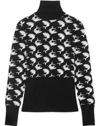 Duro Olowu - Intarsia Wool Sweater - Lyst
