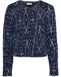 Soft Joie - Akinyi Quilted Jacquard Jacket - Lyst