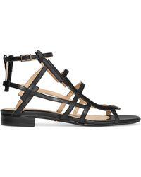 Chelsea Paris - Bain Cutout Leather Sandals - Lyst