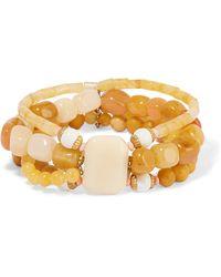 Isabel Marant | Beaded Bracelet | Lyst