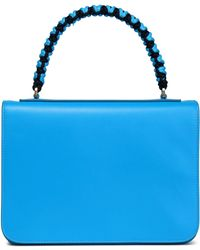 Emilio Pucci - Leather Shoulder Bag - Lyst