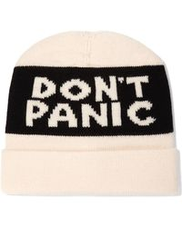 Marc By Marc Jacobs - Don't Panic Merino Wool Beanie - Lyst