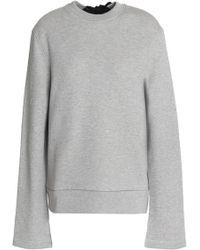 JOSEPH - Cotton-terry Sweatshirt - Lyst