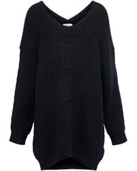Acne Studios - Ribbed-knit Wool Jumper - Lyst