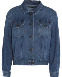 3x1 - Casual Jackets Mid Denim - Lyst