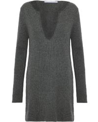 Rosetta Getty - Ribbed Cashmere Jumper - Lyst