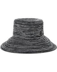 Maison Michel - Chenille Hat - Lyst