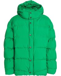 Pyrenex - Quilted Shell Down Hooded Jacket - Lyst
