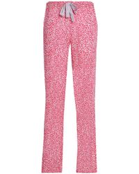 Calvin Klein - Printed Jersey Pyjama Trousers - Lyst