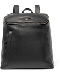 Vivienne Westwood Anglomania - Miami Textured-leather Backpack - Lyst