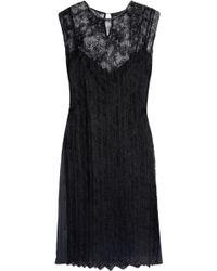 Alexander Wang - Embellished Lace Dress - Lyst