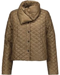 Duvetica - Anfinolea Quilted Shell Down Coat - Lyst