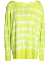 Joie - Striped Knitted Top - Lyst