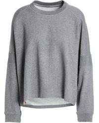 Monreal London - Flex French Terry Sweatshirt - Lyst