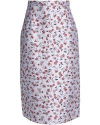 Altuzarra - Brocade Pencil Skirt - Lyst