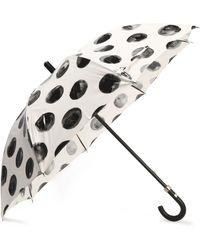 Dolce & Gabbana - Polka-dot Shell Umbrella - Lyst