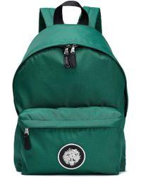 Versus - Embellished Shell Backpack - Lyst