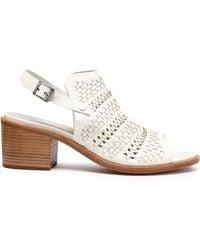 Rag & Bone - Wyatt Woven Leather Sandals - Lyst