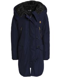 Love Moschino - Embellished Shell Down Coat - Lyst
