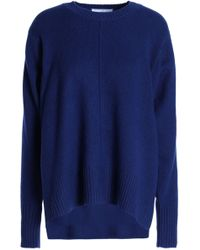Sandro - Gilda Wool And Cashmere-blend Jumper - Lyst