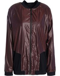 Koral - Mesh-paneled Cutout Shell Jacket - Lyst