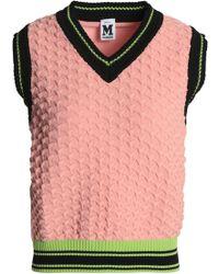 M Missoni - Crochet-knit Sweater - Lyst