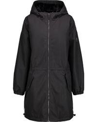 Belstaff - Rowley Faux Fur-lined Shell Coat - Lyst