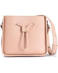 7a9c9c765e 3.1 Phillip Lim - Woman Leather Bucket Bag Blush - Lyst. See more