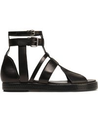 Ellery - Leather Sandals - Lyst