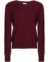 Joie - Abiline Wool And Cashmere-blend Jumper - Lyst