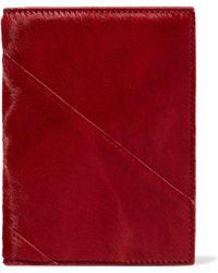 Diane von Furstenberg - Calf Hair Passport Cover - Lyst