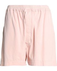 DRKSHDW by Rick Owens - Short And Mini Pastel Pink - Lyst