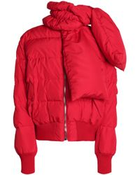 Magda Butrym - Starling Quilted Shell Down Coat - Lyst