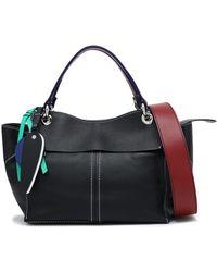 Proenza Schouler - Woman Leather Shoulder Bag Black Size -- - Lyst