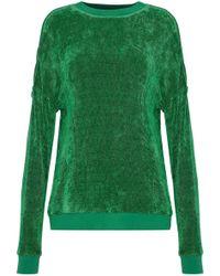 Tibi - Chenille Sweater - Lyst