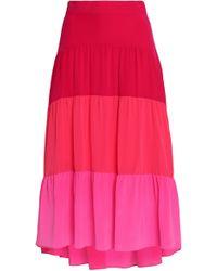 Peter Pilotto - 3/4 Length Skirt - Lyst