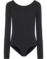 Majestic Filatures - Jersey Bodysuit - Lyst