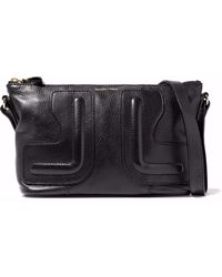 See By Chloé - Pebbled-leather Shoulder Bag - Lyst