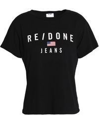 Levi's - Printed Cotton-jersey T-shirt - Lyst