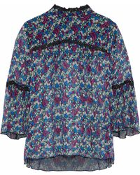 Anna Sui - 3 Quarter Sleeved - Lyst