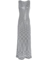Missoni - Sequined Jacquard-knit Gown - Lyst