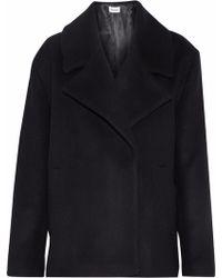 Totême  - Modena Wool-blend Coat - Lyst