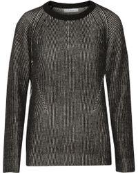 IRO - Brauw Ribbed-knit Sweater - Lyst