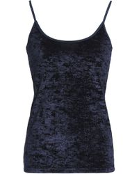 Vince - Chenille Camisole - Lyst