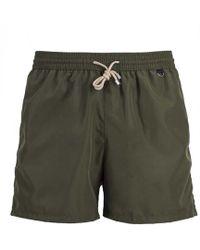 Rubinacci - Olive Swim Shorts - Lyst