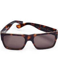 Oliver Goldsmith - Matador (1968) Tortoise Tea Sunglasses - Lyst