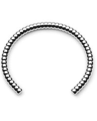 Alice Made This - Silver Plated Anning Bracelet - Lyst