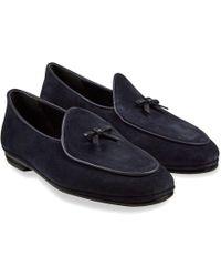 b86f289004b Wrangler Ocean Wm161111 Men s Loafers   Casual Shoes In Grey in Gray ...