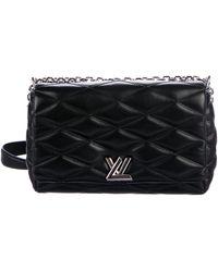 Louis Vuitton - Go-14 Malletage Pm Black - Lyst