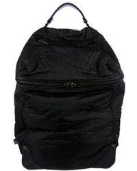 10f801eada4a Lyst - Alexander Wang Berkeley Leather Backpack in Black for Men